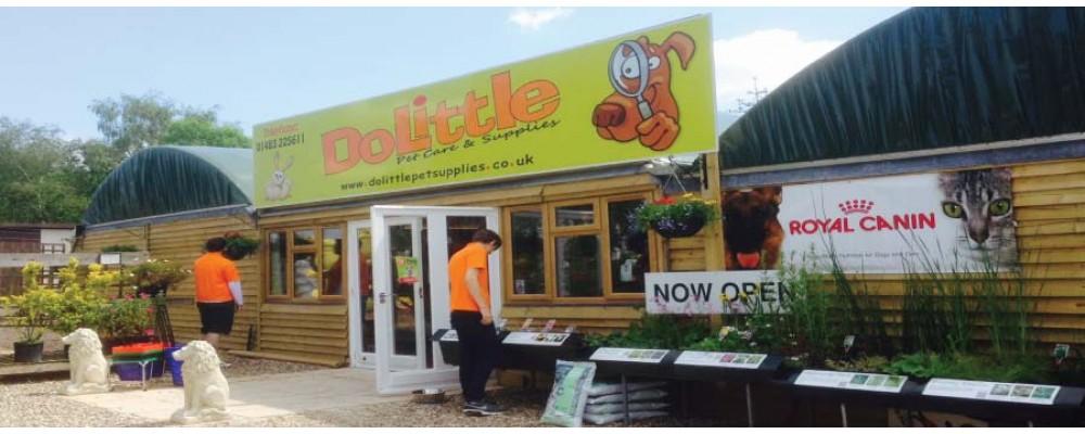 Dolittle Pet Supplies, Sutton Green Shop