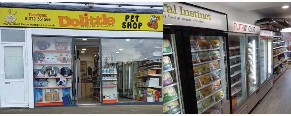 Dolittle Pet Supplies, Surrey, Online