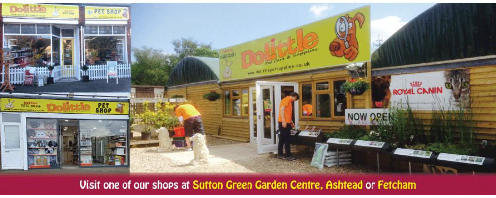 DoLittle Pet Supplies, Surrey, dog grooming