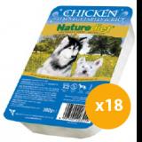 NatureDiet: CHICKEN - 18 x 390g