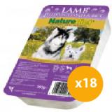 Naturediet:  LAMB - 18 x 390g