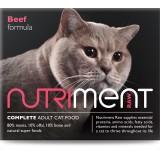 Nutriment: CAT: BEEF FORMULA - 500g