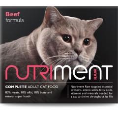 Nutriment: CAT BEEF FORMULA