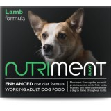 Nutriment: DOG: LAMB FORMULA - 500g